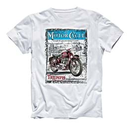 Picture of Triumph - M/C Poster T-Shirt