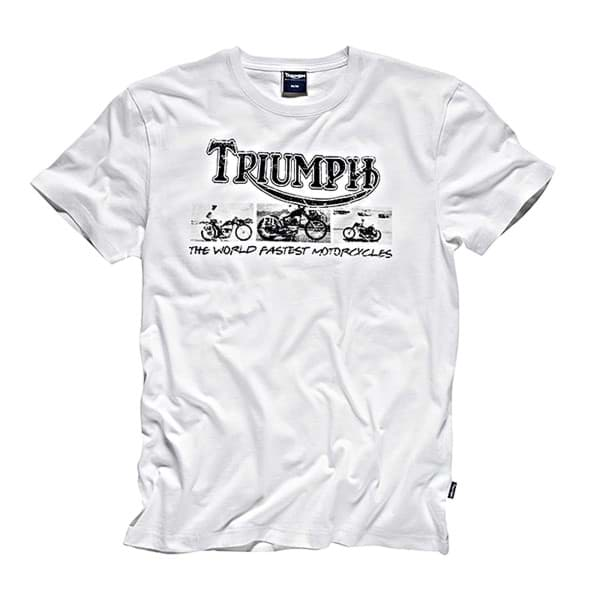 Picture of Triumph - Worlds Fastest T-Shirt