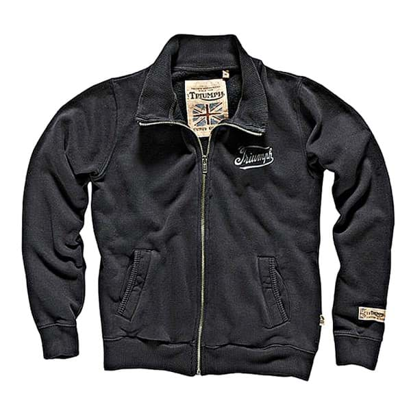 Picture of Triumph - Damen Speed Record Reissverschluss-Sweatjacke