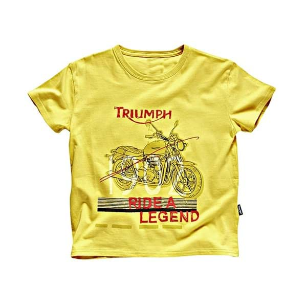 Picture of Triumph - Kinder JNR Bonnie T-Shirt