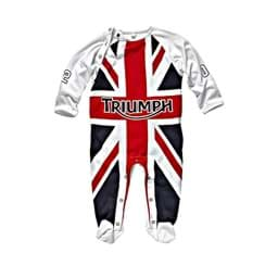 Picture of Triumph - Kinder Union Flag Strampelanzug