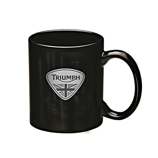 Picture of Triumph Union Triangle Mug