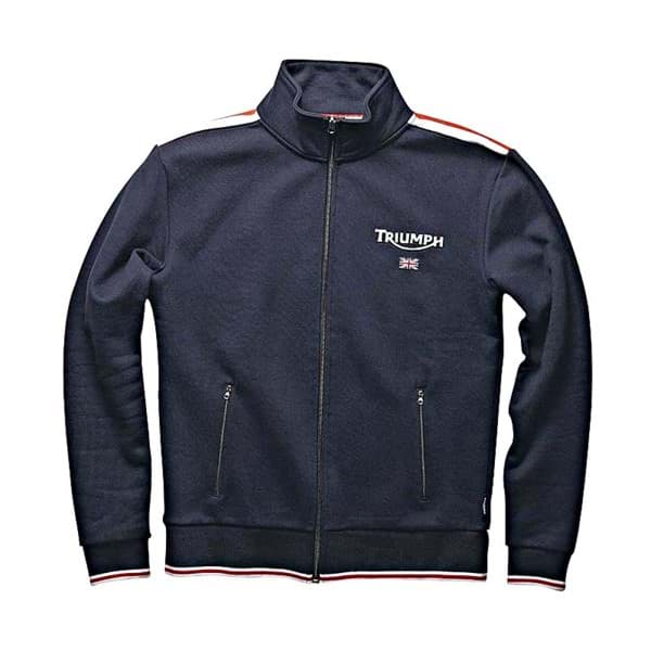 Picture of Triumph - Herren Shirt Team Zip Thru