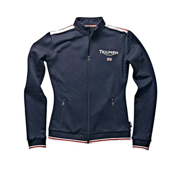 Picture of Triumph - Damen Team Zip Thru