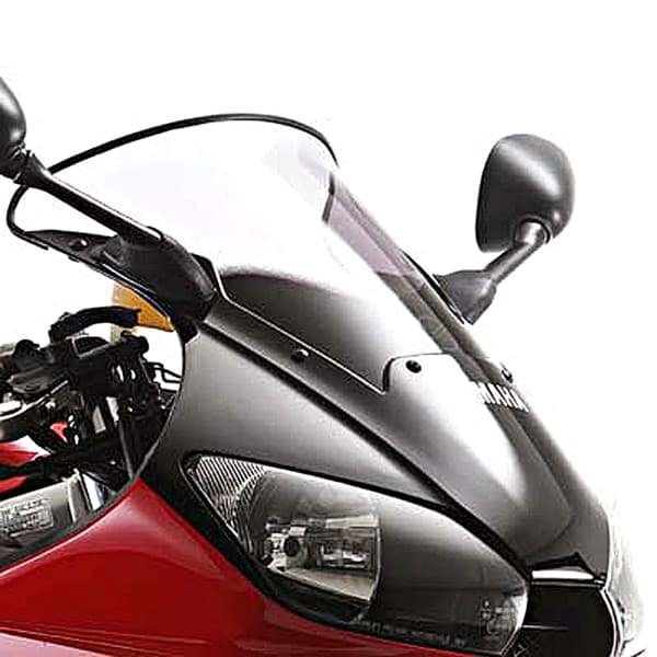 Bild von Yamaha High Windshield Smoke