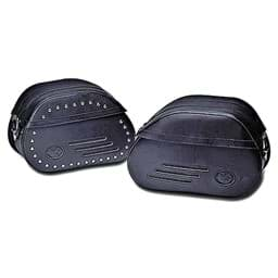Bild von Yamaha Leather Canyon Saddle Bags