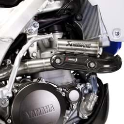 Picture of WR450F Header Titanium
