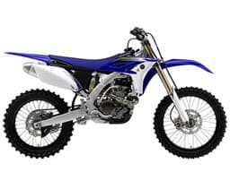 Picture for category YZ250F