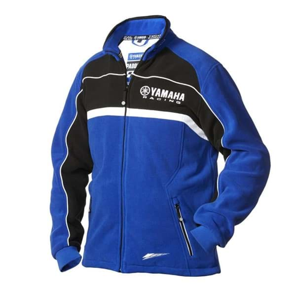 Picture of Yamaha Paddock Blue-Fleecejacke 2014