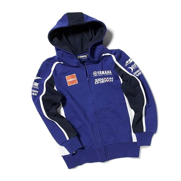 Picture of Yamaha MotoGP Factory Team Replica Hoody