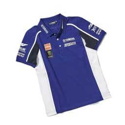 Picture of Yamaha MotoGP Factory Team Replica Polo-Shirt