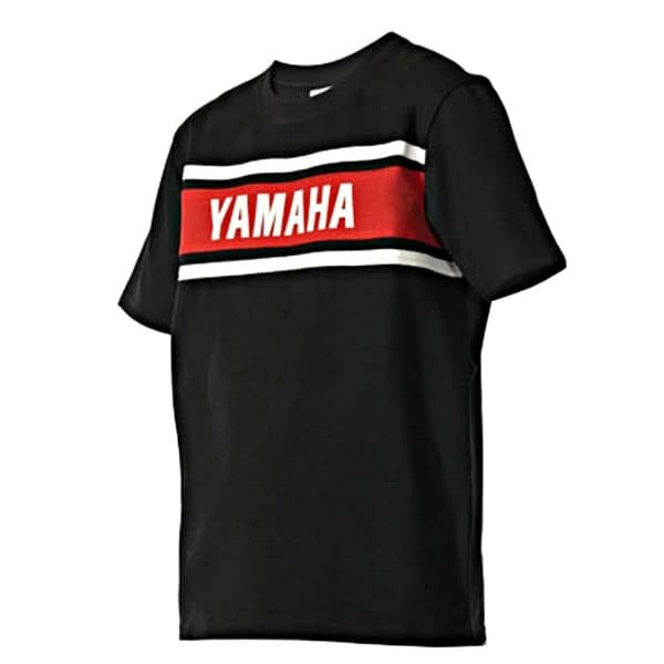 Bild von Yamaha Classic kid's short-sleeve T-Shirt – black