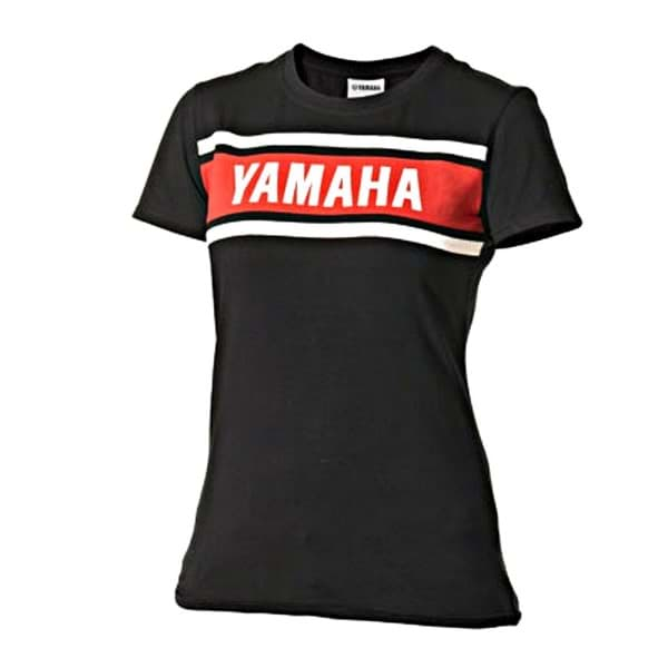 Picture of Yamaha Classic women's short-sleeve T-Shirt – black