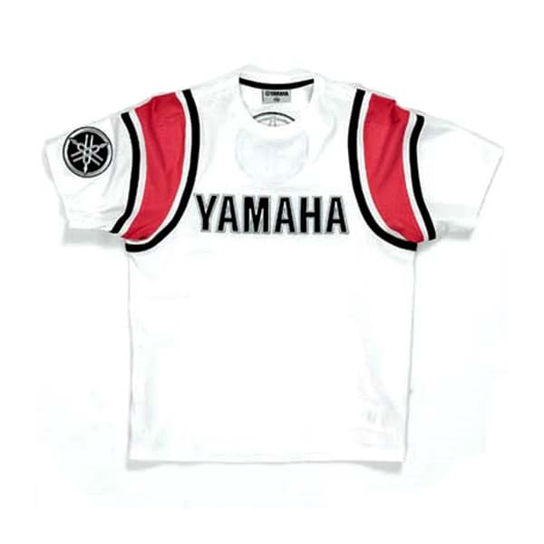 Picture of Yamaha Original T-shirt - White
