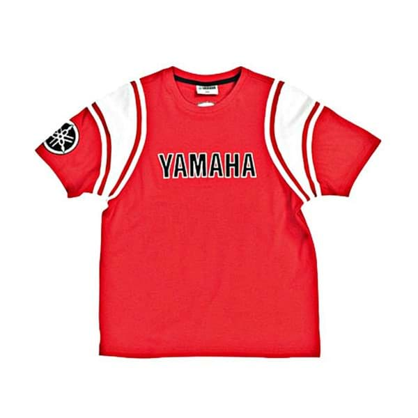 Picture of Yamaha Original T-shirt - Red