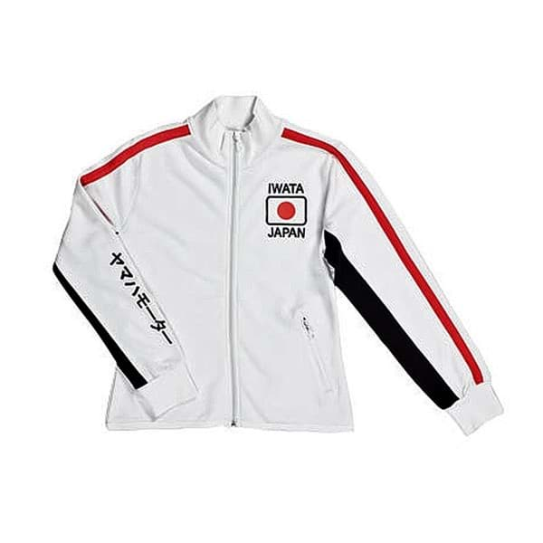 Picture of Yamaha Women's Iwata Sweater - White