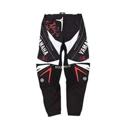 Bild von Yamaha MX START Pants - Black/Red