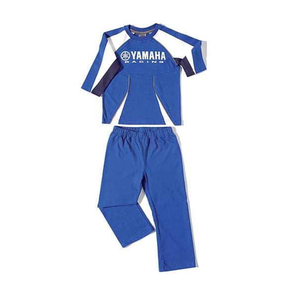 Bild von Yamaha Paddock Blue Baby and Kid's Pyjama