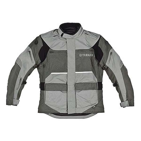 Bild von Yamaha Adventure Riding Jacket - Grey