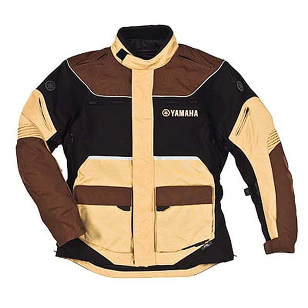 Bild von Yamaha Adventure Riding Jacket - Sand
