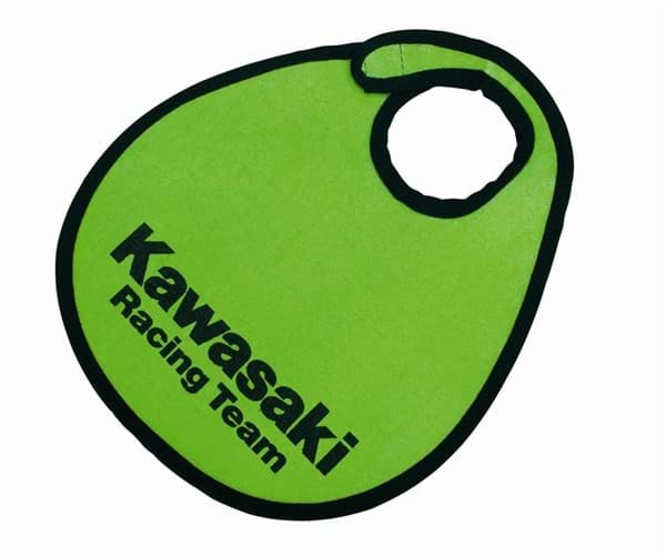 "Picture of Kawasaki - Kinder Lätzchen ""Kawasaki Racing Team"""